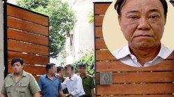 Di lý ông Lê Tấn Hùng ra Hà Nội phục vụ điều tra