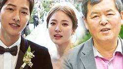 Bố Song Joong Ki nhận lỗi vì vụ ly hôn của vợ chồng Song Hye Kyo