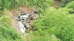 Xe tải lao xuống vực sâu trên quốc lộ 37, 1 người tử vong