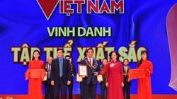 """Cục Quản lý Khám chữa bệnh được tôn vinh trong """"Vinh quang Việt Nam"""""""