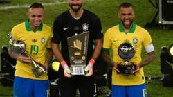 """Thâu tóm mọi danh hiệu, Brazil trở thành """"nhà vô địch tuyệt đối"""""""