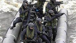 8 đặc nhiệm Anh chiến đấu chống 100 tay súng IS suốt 6 giờ