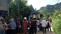 Sơn La: Tẩm xăng đốt nhà, 1 người chết, 4 người bị thương nặng