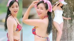 """Mặc bikini """"đốt mắt"""" ở tuổi U60: Mỹ nhân Việt khó vượt qua nghệ sĩ Chiều Xuân"""