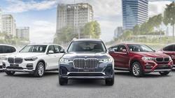 Bộ 3 SUV hạng sang BMW mới về Việt Nam