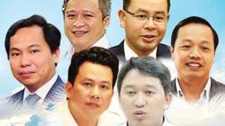 Infographic chân dung các lãnh đạo 7X vừa được T.Ư luân chuyển