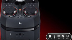 LG lần đầu giới thiệu loa karaoke di động: Công suất 600W, pin 15 giờ