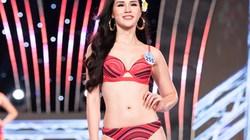 Thí sinh Miss World VN khoe dáng với bikini trong chung khảo phía Bắc