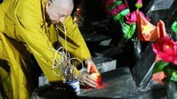 Ảnh: Đại lễ cầu siêu anh hùng liệt sĩ tại nghĩa trang Vị Xuyên