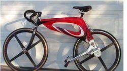 """Choáng với mẫu xe đạp không dây xích """"độc nhất vô nhị"""""""