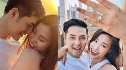 Đông Nhi khoe nhẫn kim cương, nhận lời cầu hôn của bạn trai sau 10 năm hẹn hò