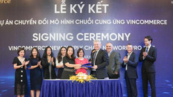 VinCommerce và Xact hợp tác xây dựng mạng lưới chuỗi cung ứng tiêu chuẩn thế giới
