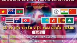 Xem trực tiếp giải Vô địch Bóng chuyền Nữ U23 Châu Á trên kênh nào?