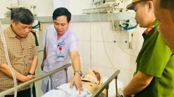"""Thượng úy CSGT Hải Phòng dần bình phục sau vụ bị """"quái xế"""" tông"""