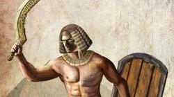 Sức mạnh thanh kiếm cong huyền thoại của đế chế Ai Cập cổ đại