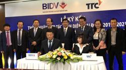 Lễ ký kết thỏa thuận hợp tác toàn diện giai đoạn 2019-2023 giữa Tập đoàn TTC và BIDV
