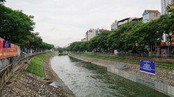 """Vì sao xả nước hồ Tây ra sông Tô Lịch khi """"bảo bối"""" của Nhật sắp hết thử nghiệm?"""