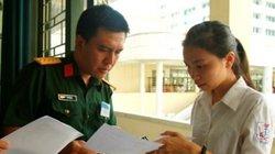 Tham khảo điểm chuẩn vào các trường khối quân đội năm 2018