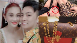 """Lâm Khánh Chi có chồng trẻ chuẩn """"soái ca"""" thế này, fan ngưỡng mộ"""