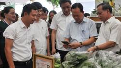 Hàng trăm gian hàng nông sản an toàn đổ bộ Thanh Hóa