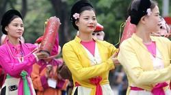 10.000 người biểu diễn nghệ thuật dân gian tại Lễ hội đường phố Hà Nội