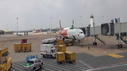 Cục HK xác minh máy bay đi vào nhầm đường lăn đang ngừng khai thác