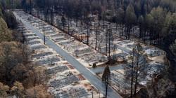 """Thị trấn mang tên """"Thiên đường"""" tại Mỹ mất 90% dân số, hóa """"địa ngục"""" chỉ sau 1 vụ cháy rừng"""