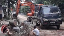 """""""Nắn"""" đường thẳng thành cong ở Thái Nguyên: Đập đi xây lại ai chịu?"""