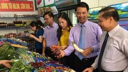 """Ninh Bình """"khoác áo"""" thân thiện cho nông sản Việt"""
