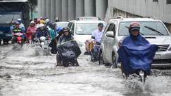 10 đơn vị quản lý, sân bay Tân Sơn Nhất vẫn ngập