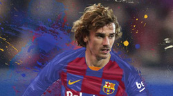 Choáng với điều khoản giải phóng của Griezmann với Barcelona