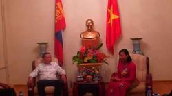 Dấu ấn đặc biệt kỷ niệm 65 năm quan hệ Việt Nam – Mông Cổ