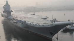 Trung Quốc nhận tin không vui với tàu sân bay nội địa đầu tiên