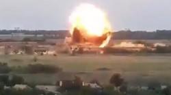 Chiến sự Donbass: Video quân đội Ukraine bị dân quân Donetsk tấn công dồn dập
