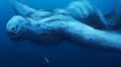 Bí ẩn chưa được giải về quái vật biển khổng lồ hình người tại Nam Cực