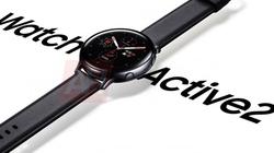 Lộ ảnh Galaxy Watch Active 2 đẹp lịch lãm