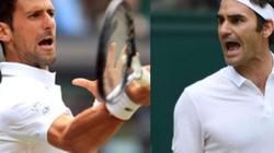 Chung kết đơn nam Wimbledon 2019: Nhà cái chọn Djokovic trên cơ Federer