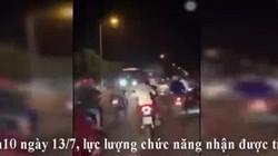 Clip: Cận cảnh màn đột kích vây bắt hơn 60 quái xế đua xe ở Cần Thơ