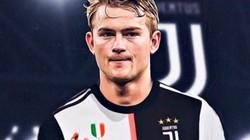 """Nhận lương cao và chốt số áo, De Ligt thành """"bom tấn"""" của Juventus"""