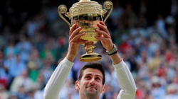 Lần thứ 3 thắng Federer ở chung kết, Djokovic vô địch Wimbledon