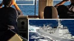 Tàu khu trục TQ đi qua eo biển, Anh lập tức điều tàu chiến theo sát