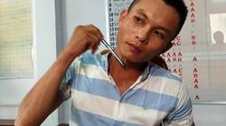 CLIP: Lời khai của nghi phạm dùng dao cướp tài xế GrabBike ở TP.HCM