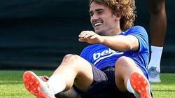 """CLIP: """"Bom tấn"""" Griezmann bị đồng đội mới ở Barcelona """"cho ăn hành"""""""