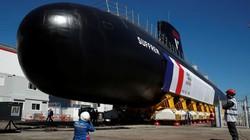 Tàu ngầm hạt nhân đầu tiên của Pháp vừa hạ thủy mạnh cỡ nào?