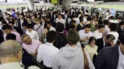 Hơn nửa triệu người Tokyo được làm việc ở nhà để tránh tắc nghẽn giao thông