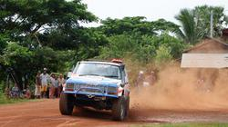 Việt Nam lần đầu tiên tham gia giải đua rally xuyên châu Á