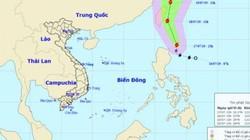 Bão Danas thẳng hướng Tây Bắc, giật cấp 11, nguy cơ bão chồng bão
