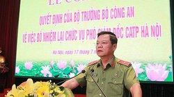 Tướng Đào Thanh Hải được bổ nhiệm lại chức Phó GĐ Công an Hà Nội