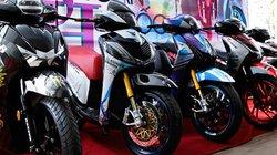 Dân Việt đang dần chán xe máy Honda?