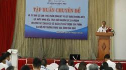 Quảng Nam: Thắt chặt chất lượng sản phẩm OCOP, phấn đấu hạng 3 sao